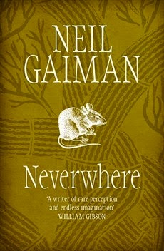 Neverwhere av Neil Gaiman