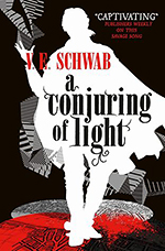 Cover av A Conjuring of Light