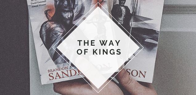 The Way of Kings av Brandon Sanderson